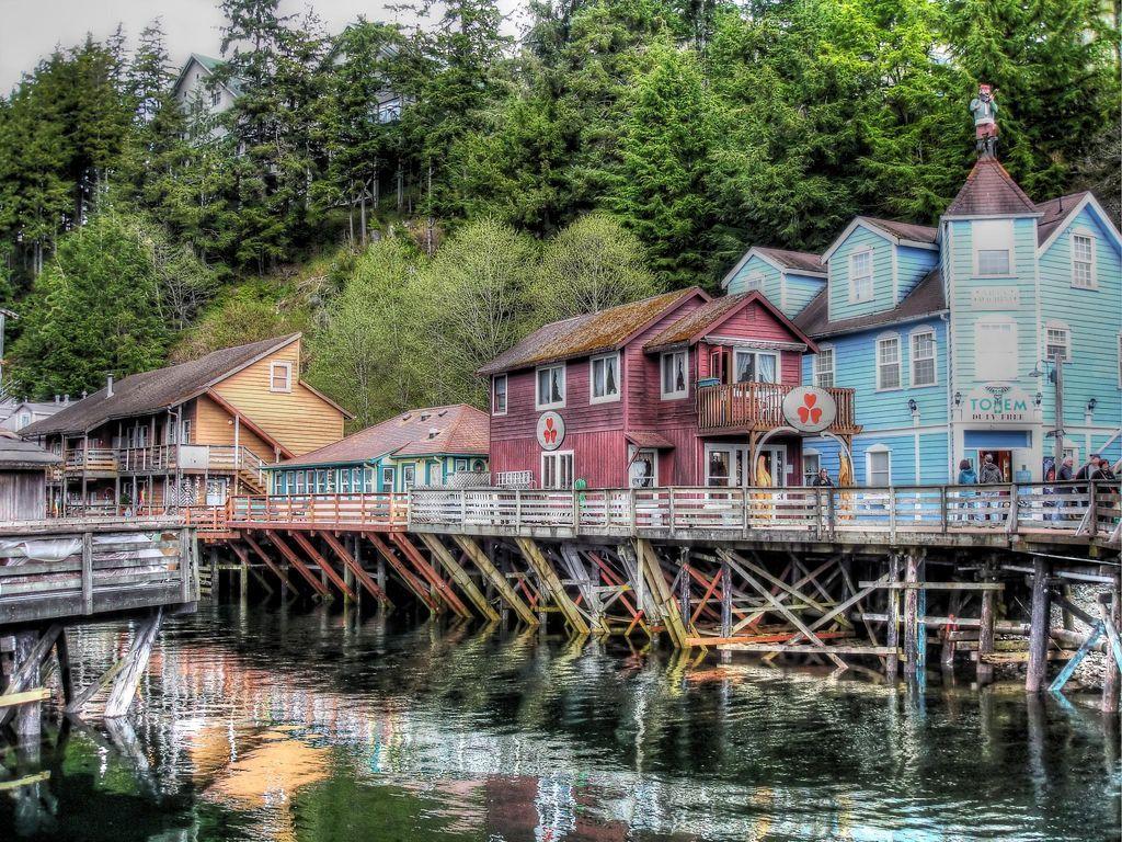 Alaska jigsaw puzzle Jigsaw puzzles, Jigsaw, Street view