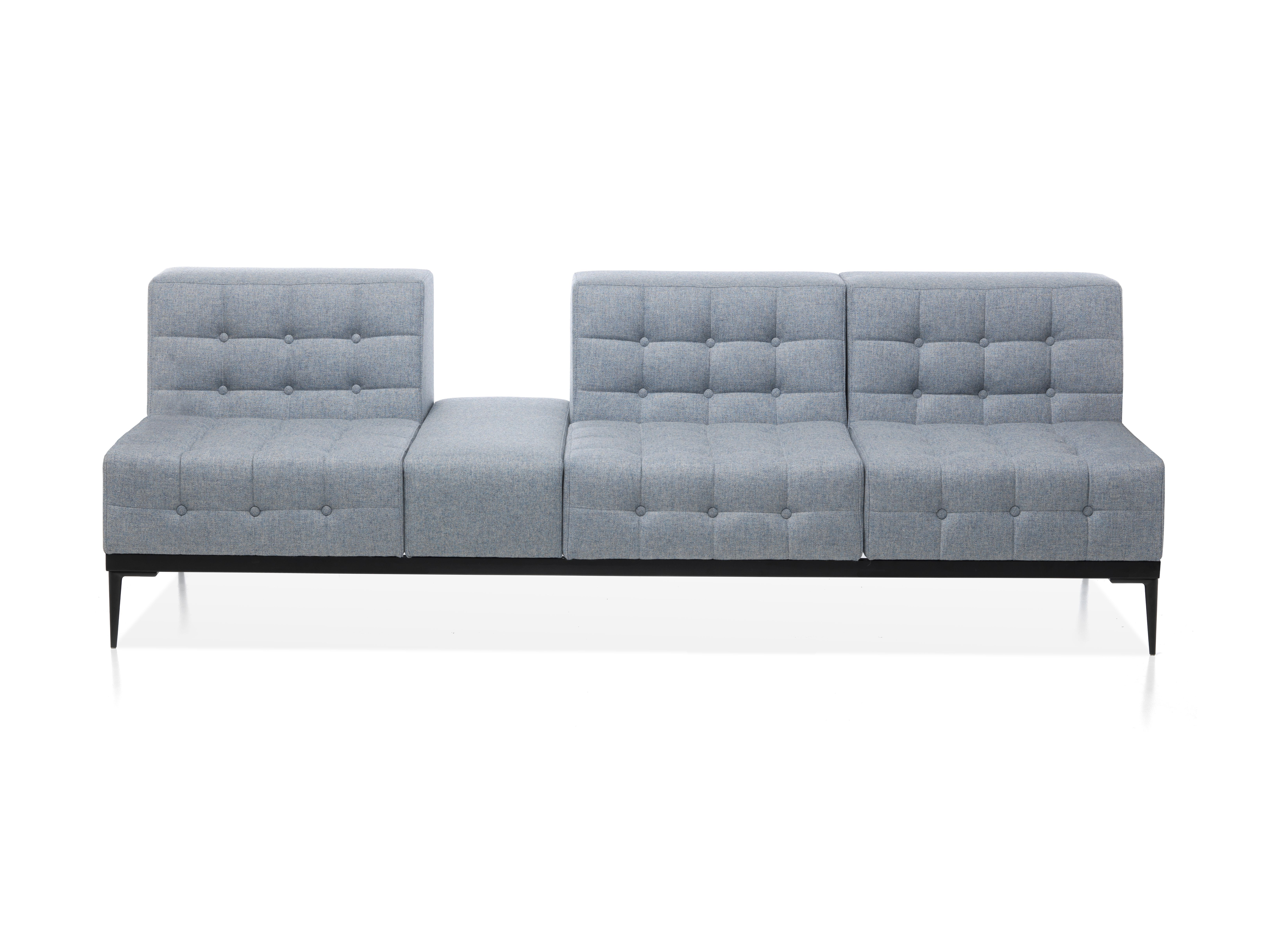 Couch Without Arms Home Designing