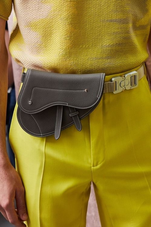Dior S/S 2019 | Clothes in 2019 | Dior saddle bag, Fashion ...
