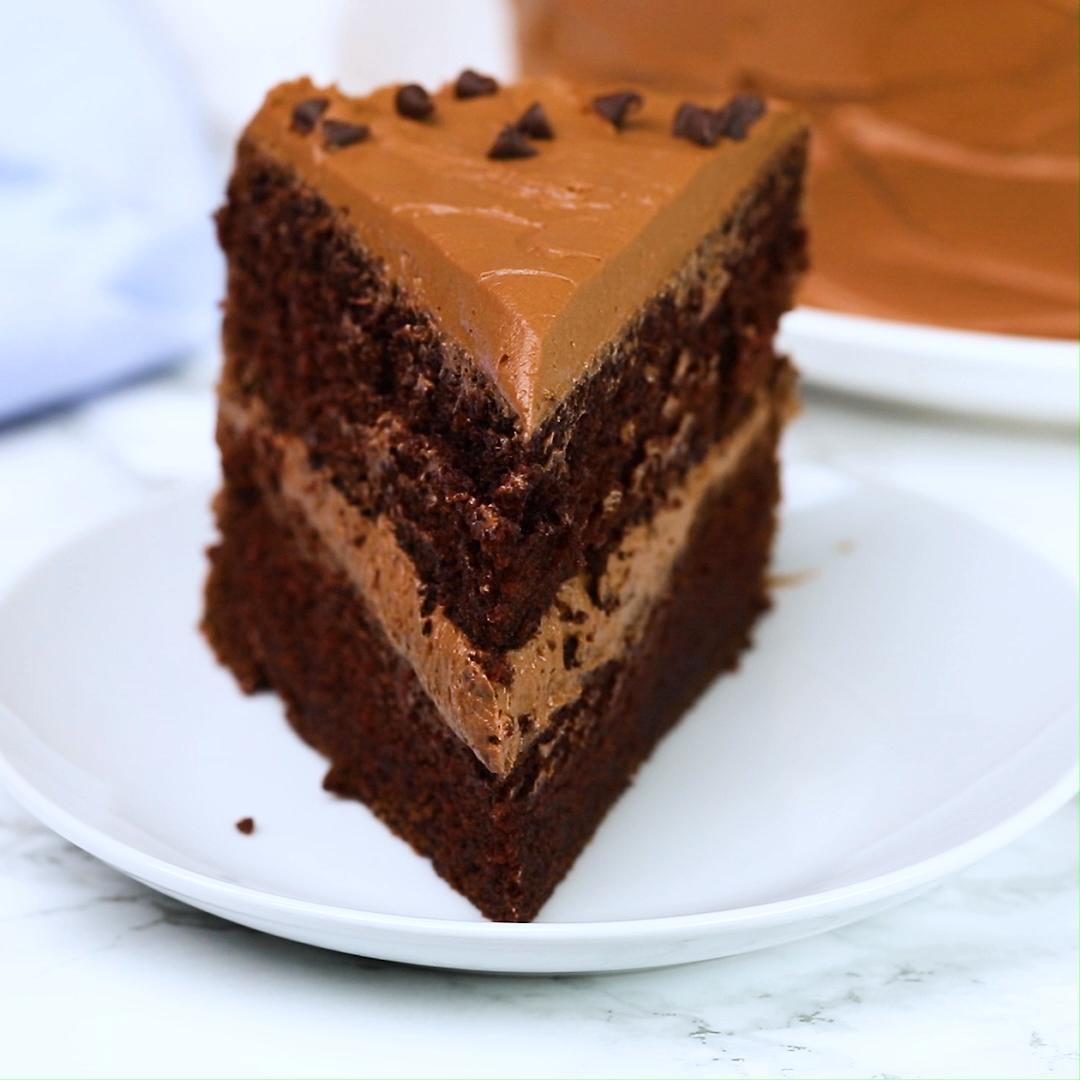 Chocolate Cake #chocolatecake