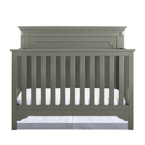 Baby Relax Edgemont 5 In 1 Convertible Crib Target