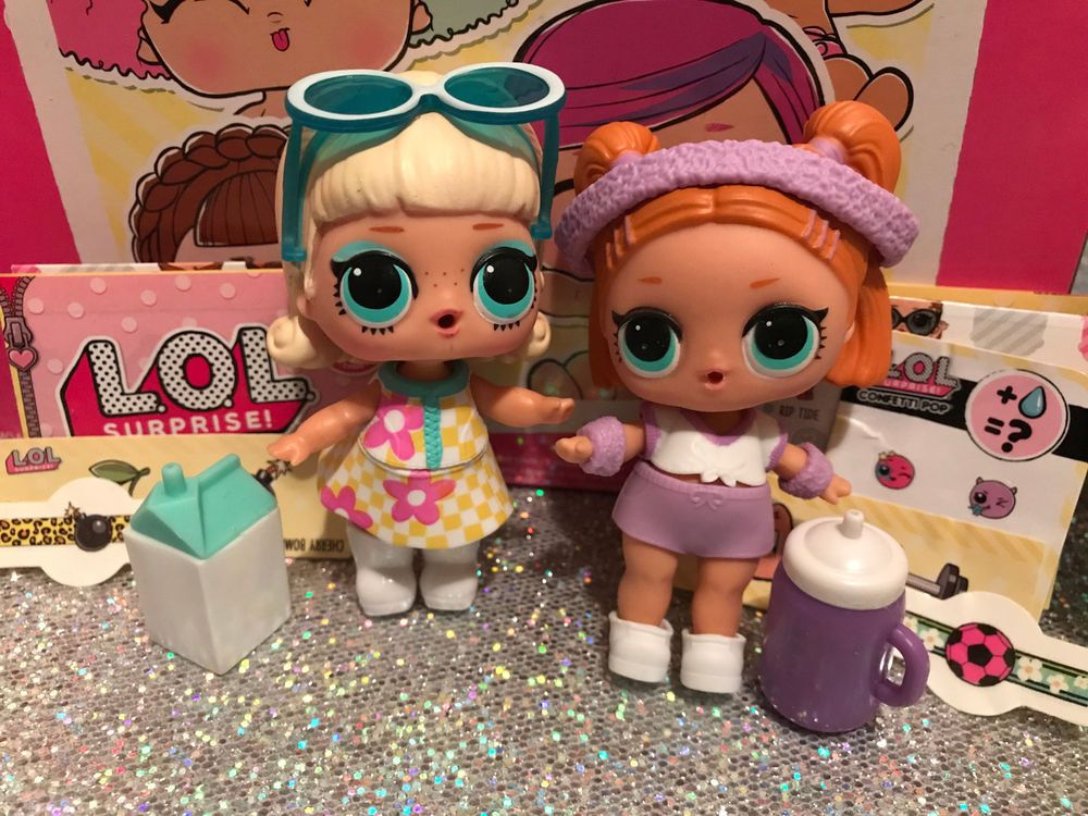 LOL Surprise Confetti Pop Series 3 Doll Go-Go Gurl Go Go Girl Toys For Girl Gift
