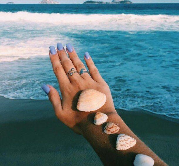 Beach Summer Vibes Tropical Tumblr