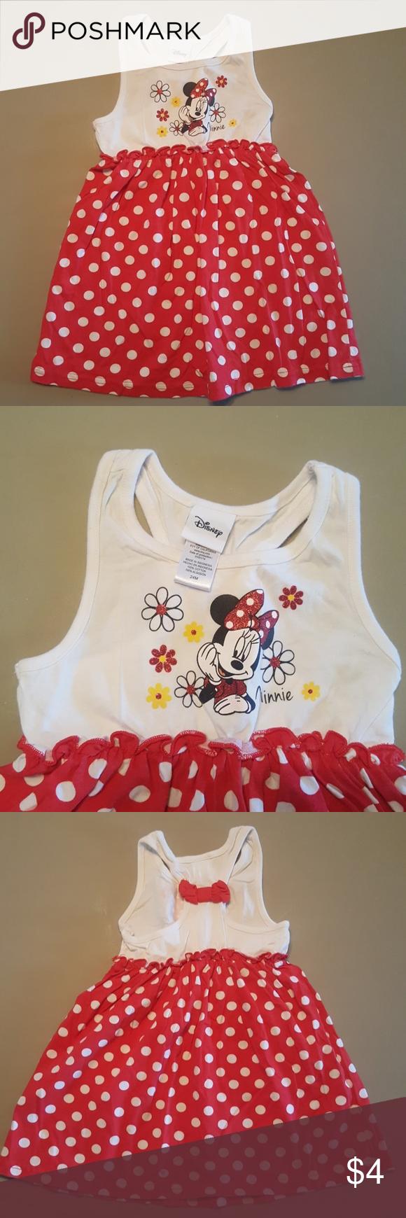 Mini Mouse Dress Excellent condition... 24 months Disney Dresses Casual