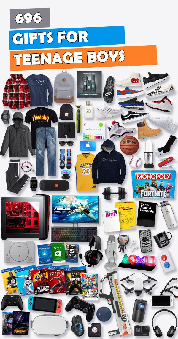 Best Gifts For Young Teen Boys