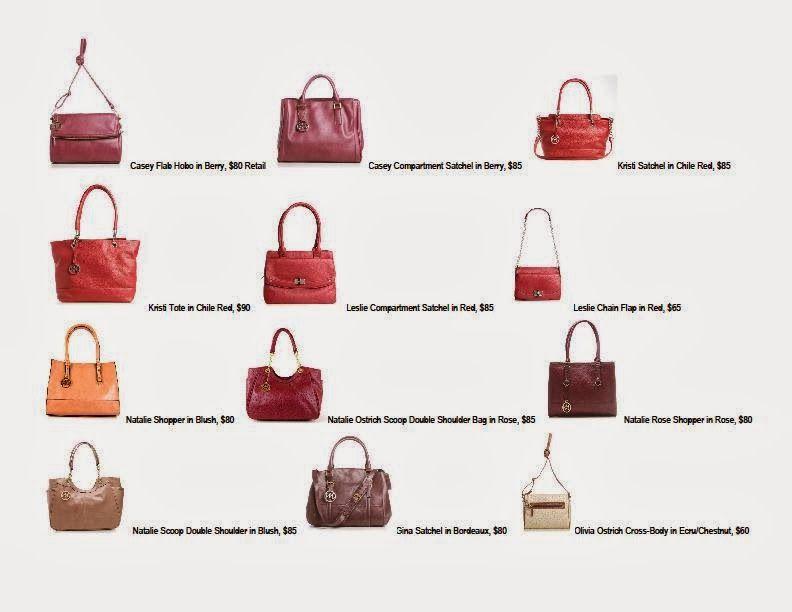 "Mommy Katie: #Giveaway ""Love My Bag"" Emilie M. Handbag + Essentials Box + 50 $20 2nd Prize Winners!!"