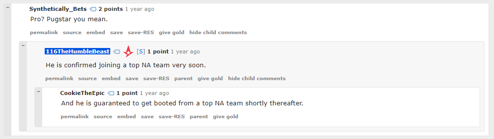 From a nearly 2-year old thread about Stewie2k being the