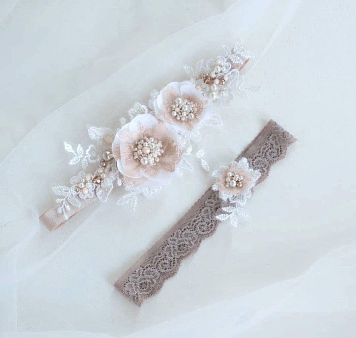 Wedding Garter Songs: Bridal Accessories Headpieces