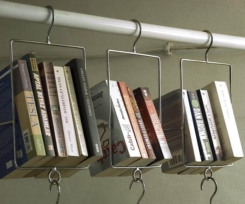 The Salkim Hanging Bookshelf