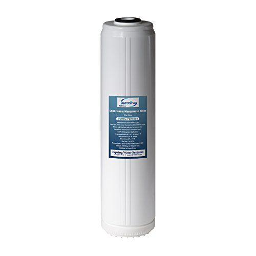 Ispring Fcrc25b Lead Iron Reducing Replacement Water Filter
