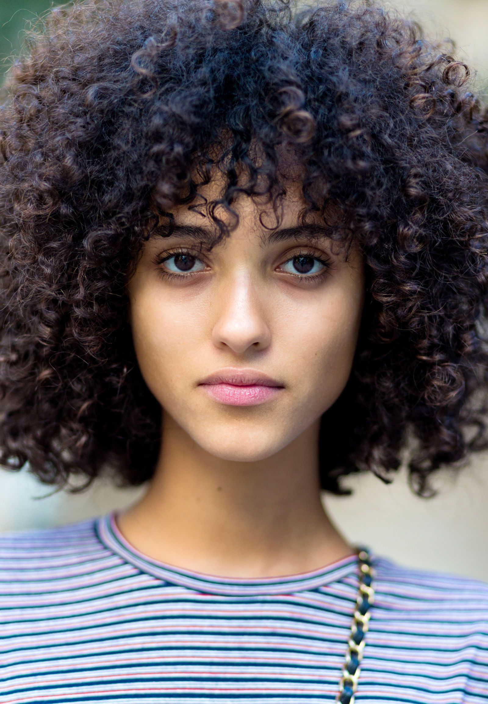 How to Style Your Natural Curls