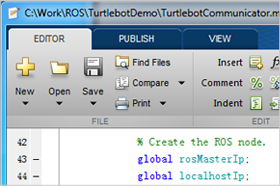 Matlab and ROS | Mobile robots | Robot operating system, Mobile