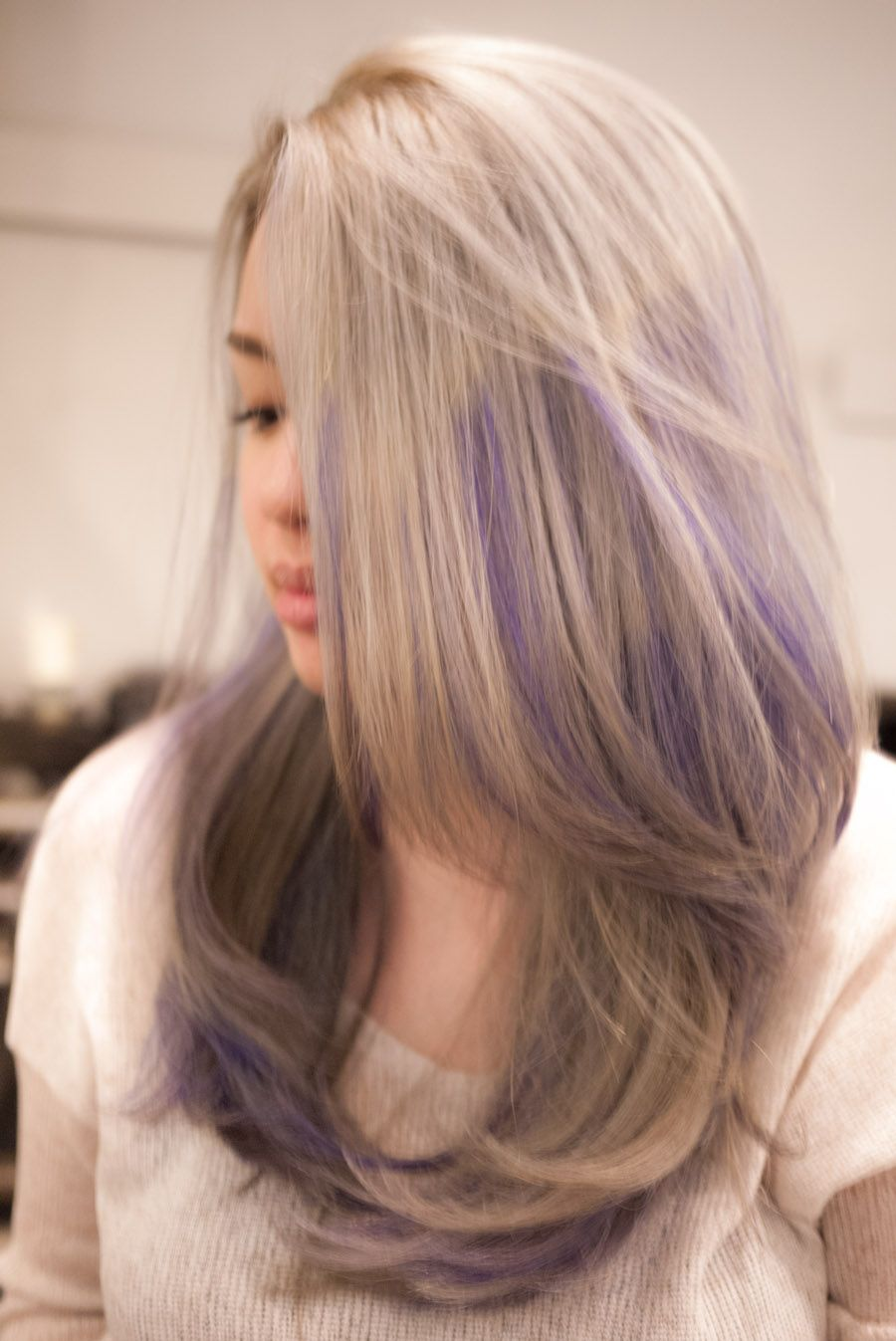 I previously had grey x turquoise hair and iud loved it to death