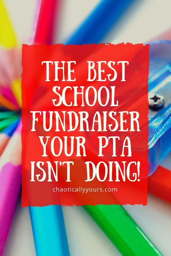 The best school fundraiser your pta isn't doing