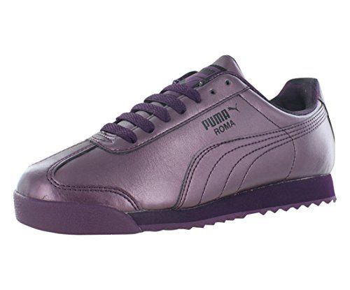 PUMA Womens Roma Metallic Sneaker PlumItalian Plum 7 B US   Read more at  the image link. (This is an Amazon affiliate link) cdcab970a1