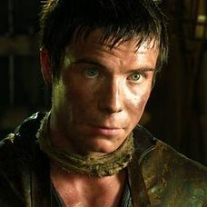 """Gendry """"The Bull"""" Baratheon.  former blacksmith apprentice for master Tobho Mott, he is from King's Landing and bastard son of King Robert Baratheon.  His nickname is """"The Bull"""" due to his precious Silver Bull's Helmet he forged himself."""
