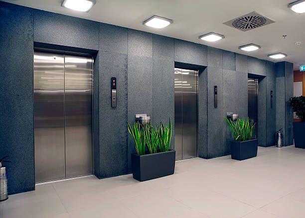 Beautiful Modern Elevator Design