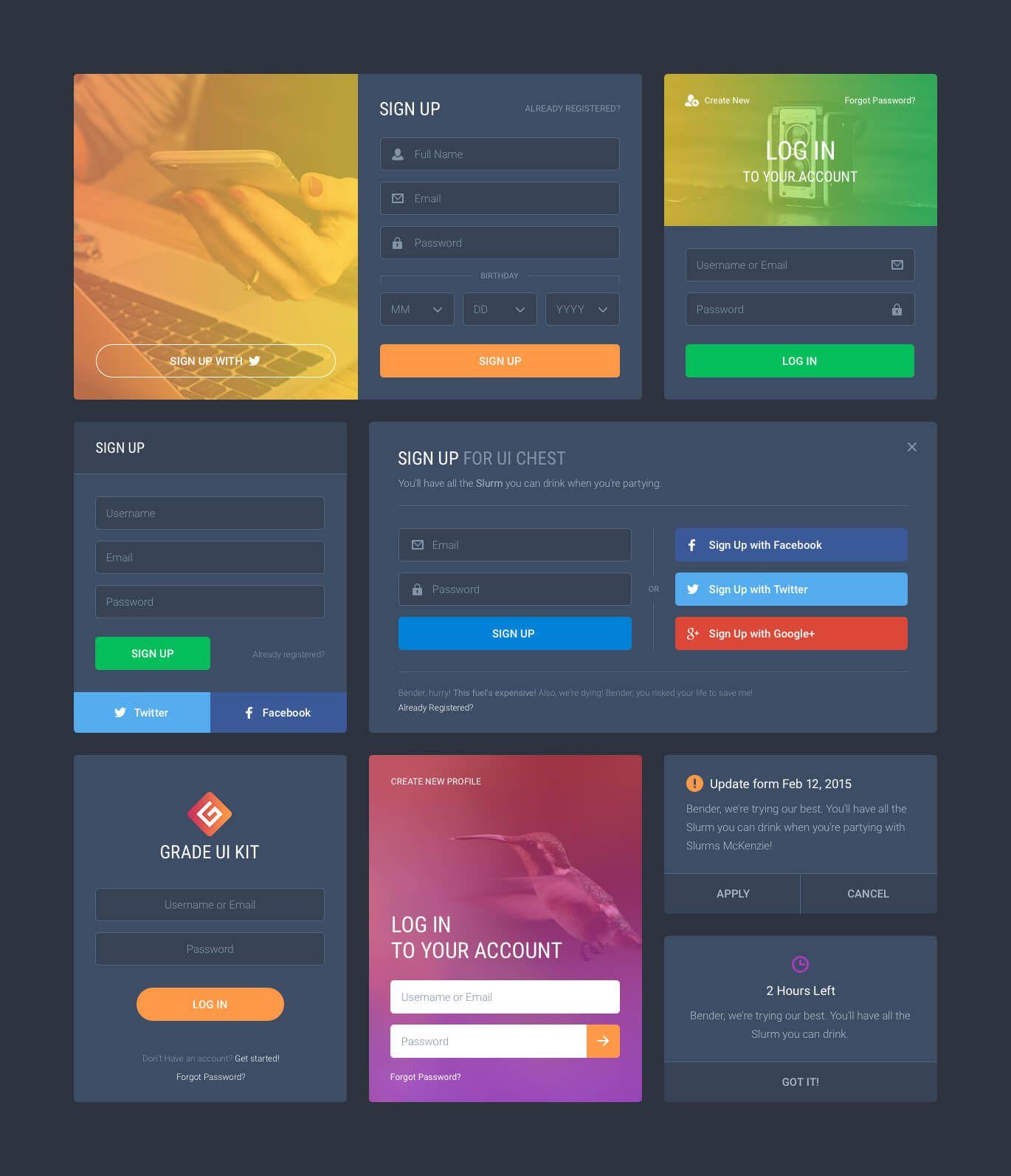 Epingle Sur Webdesign Ui Elements
