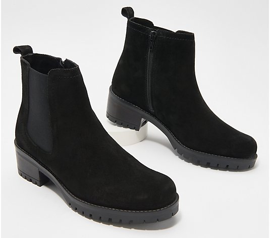 qvc boots on sale