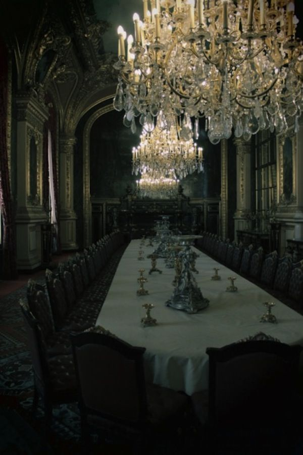 Castle Dining Room  Enchanting  Pinterest  Castles Room And Unique Castle Dining Room Decorating Design