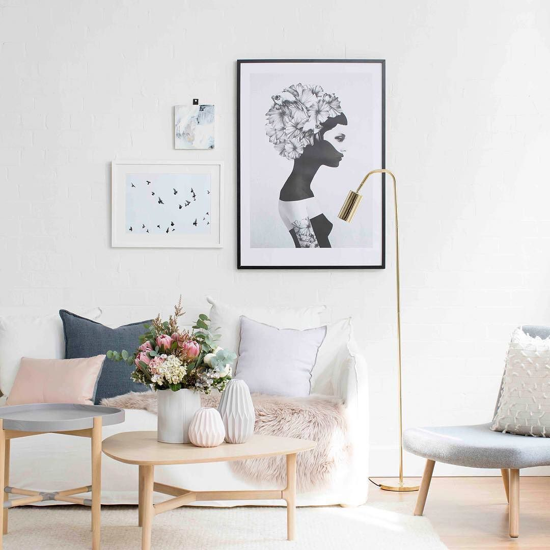 Home Decorating Ideas Living Room Calm And Cool In Chevy: Immy And Indi Interior Inspo