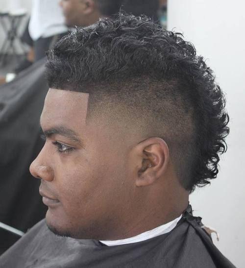 New Mohawk Hairstyles for Black Men