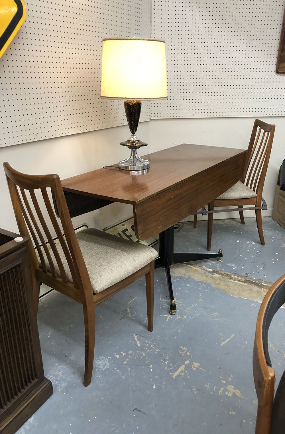 G Plan Table With Extension Leaves On Sale Was 365 Sale Price 295 Mid Century Dallas Office Furniture Modern Mid Century Bar Stools Mid Century Furniture