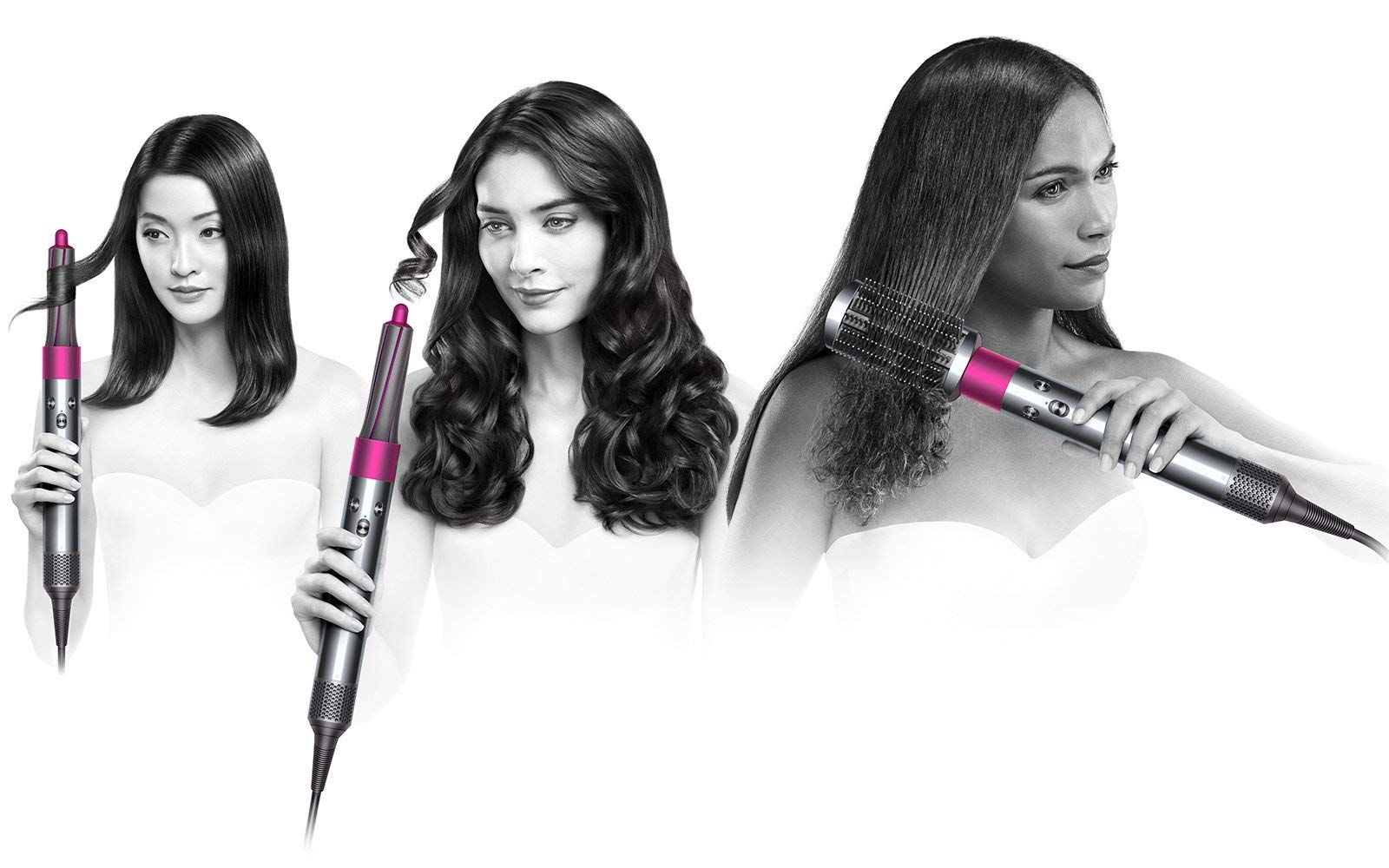 Dyson Airwrap Complete Styler Hair Styling Set PreStyling