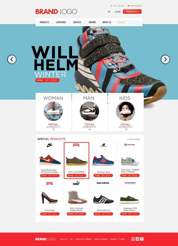 shopping templates