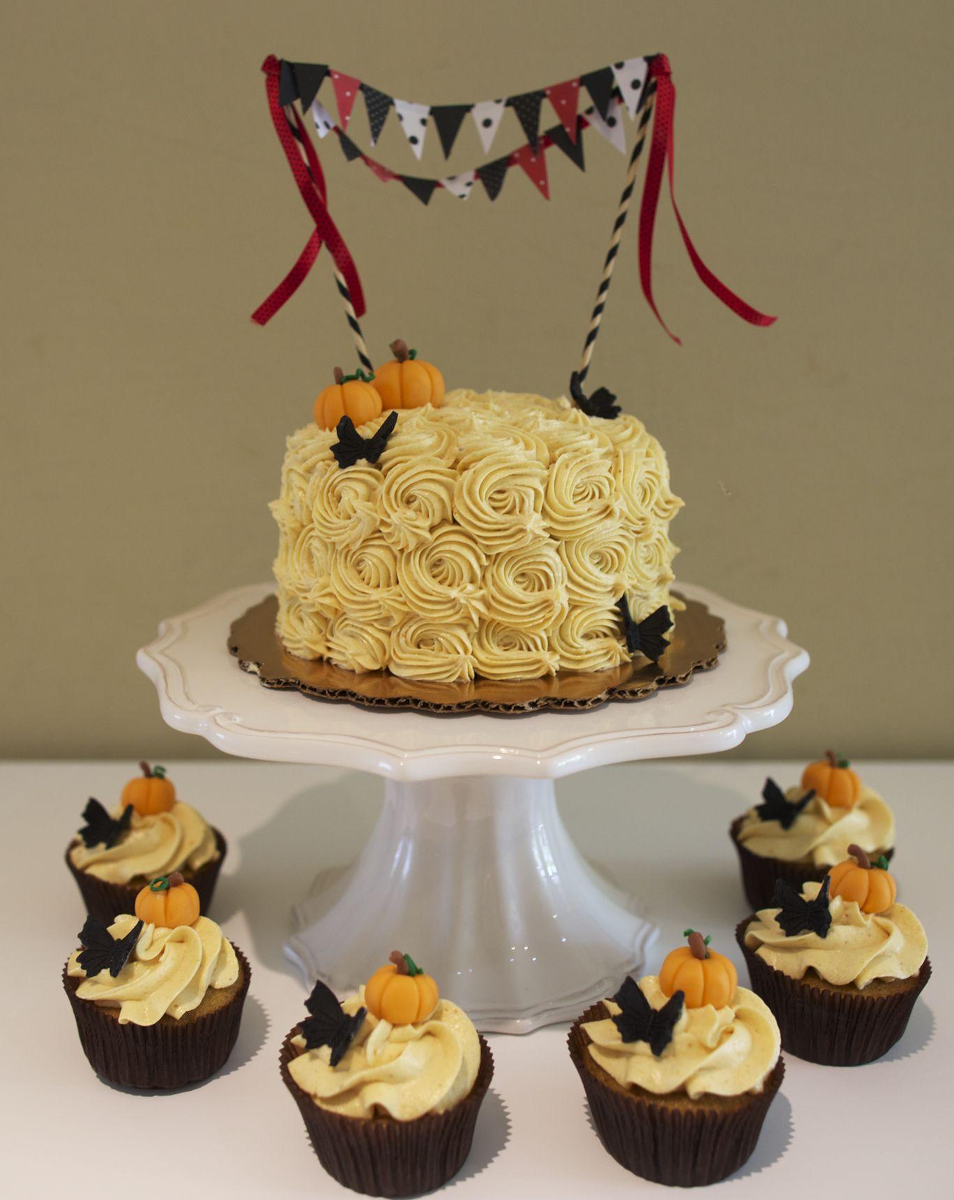 Halloween cake. Que Ricos queques artesanales.