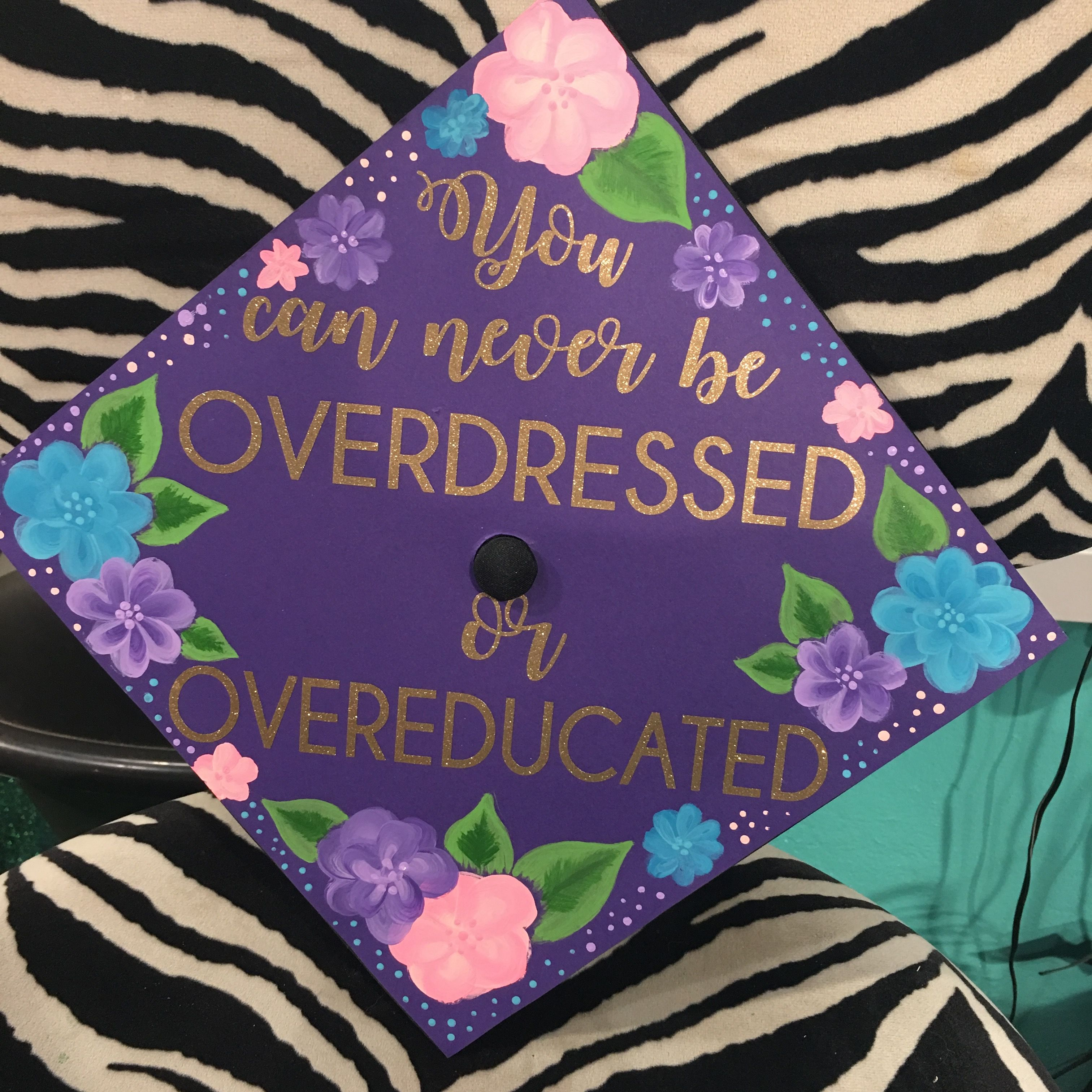 Beautiful Graduation Painting Ideas
