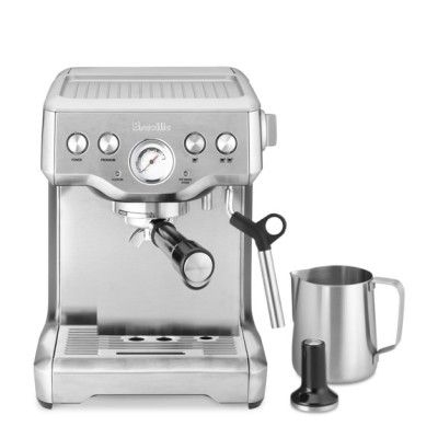 Best Espresso Machine to Consider in a bud of $500 Breville