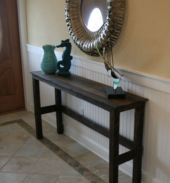 Luxury Accent Hallway Tables