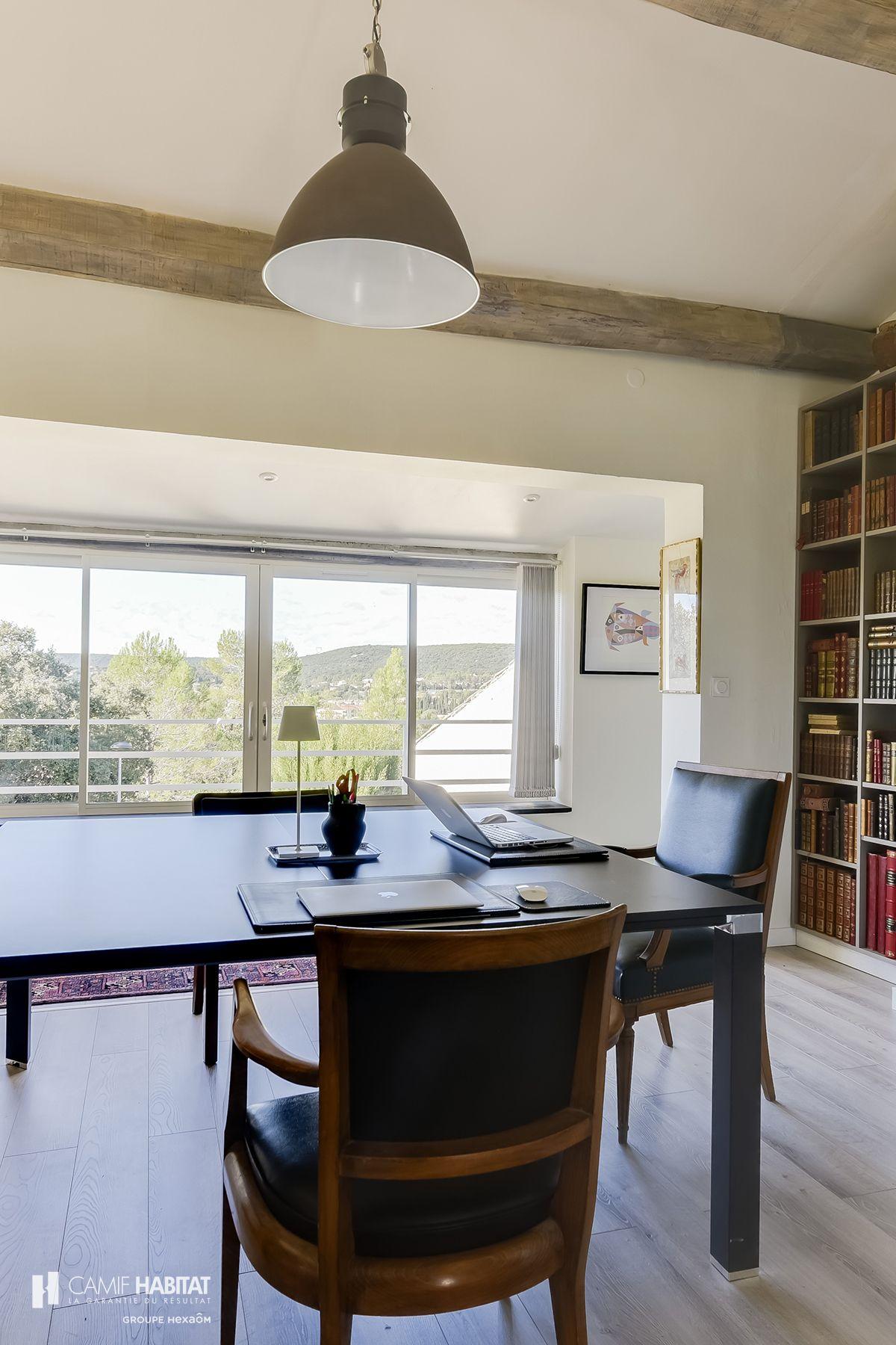 Creer Un Bureau En Mezzanine En 2020 Renovation Maison Ancienne Renovation Maison Maison