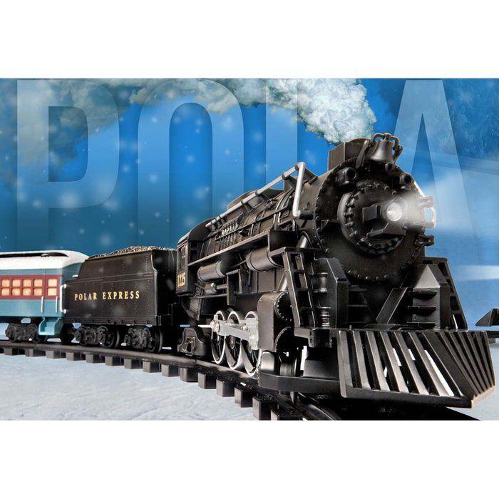 for j lionel trains polar express g gauge