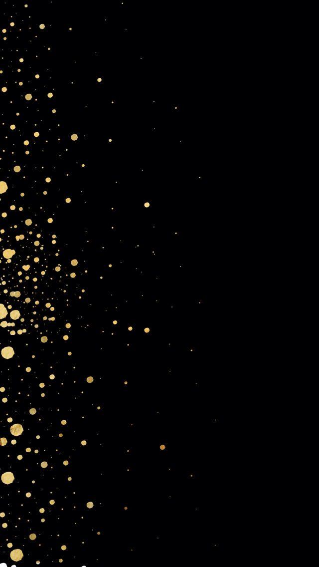 Wallpaper Iphone Wallpaper Themes Black Background Wallpaper Gold Wallpaper Iphone