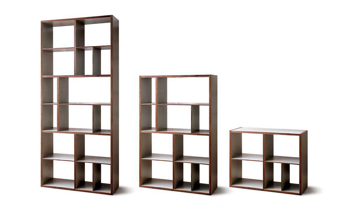 Schon Bucherregal Holz Massiv Raumteiler Regal Regal