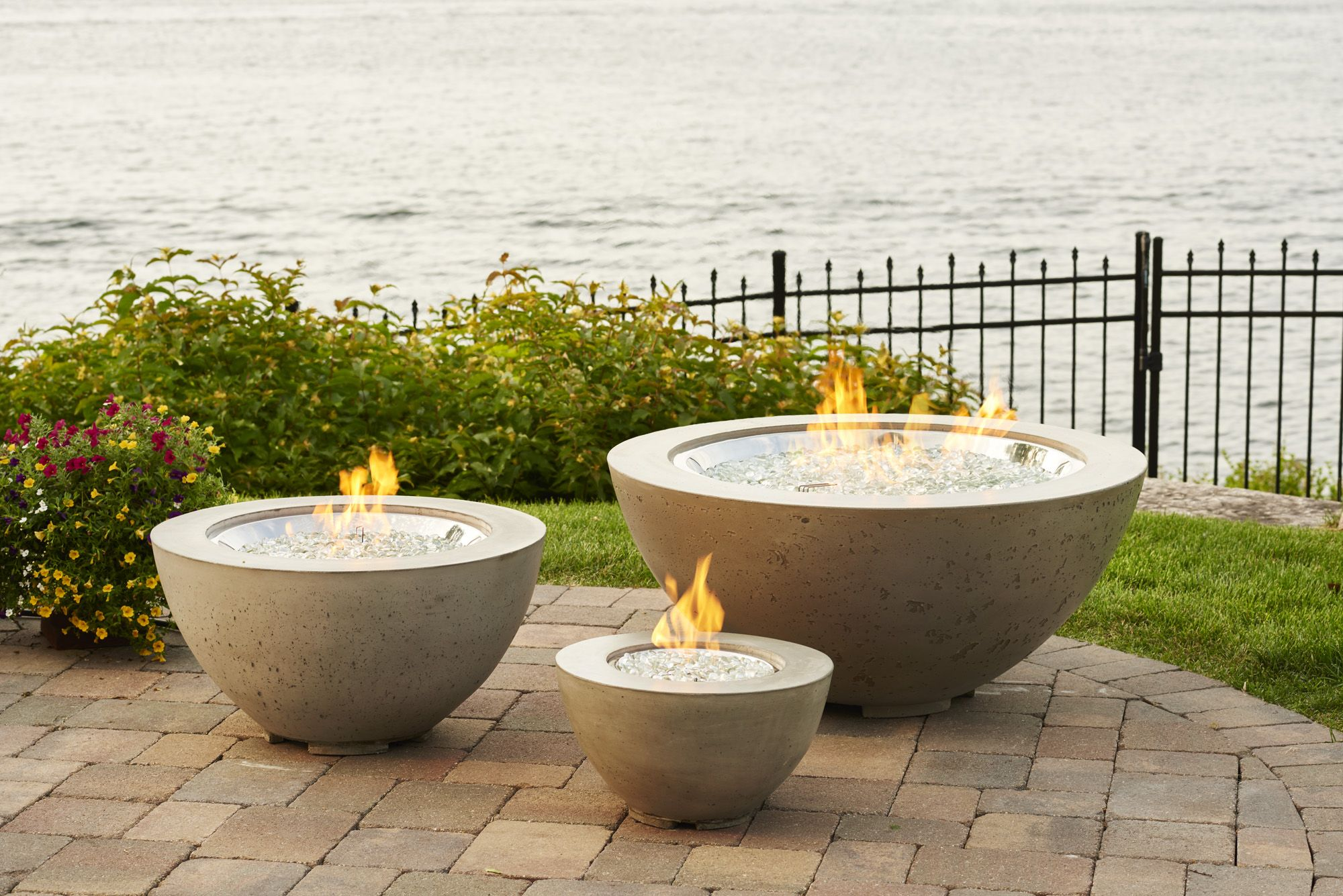 cove fire bowls outdoor kitchen ideas pinterest fire bowls