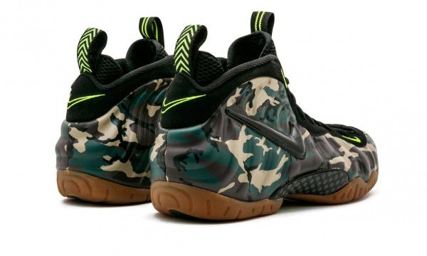separation shoes 4be90 b1908 Air Foamposite Pro PRM LE Forest Green Camo 587547 300