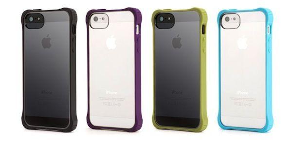 reputable site 352f1 e4880 Griffin Survivor Clear, funda para proteger el iPhone 5 | iphone 5c ...