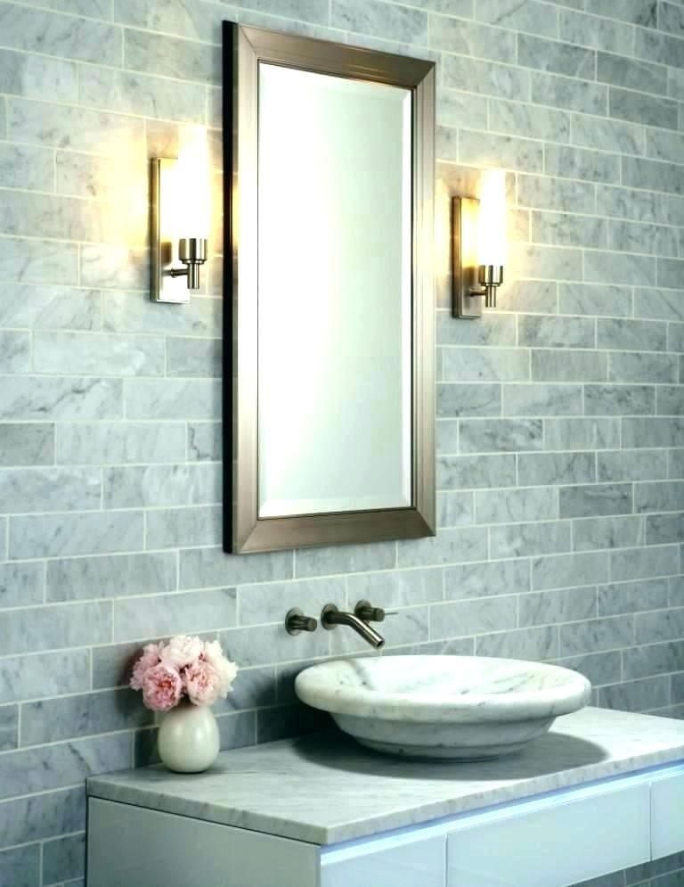 Led Bathroom Sconces Wall Modern Lamps Bedroom Bedside Light Sconce Height Forms Elevation