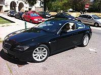 BMW 630i Coupé