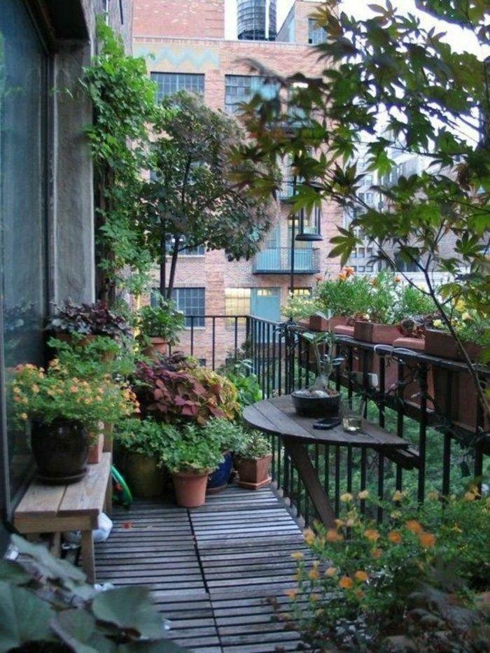 Schöner Garten und toller Balkon gestalten: Ideen und Tipps - Archzine.net