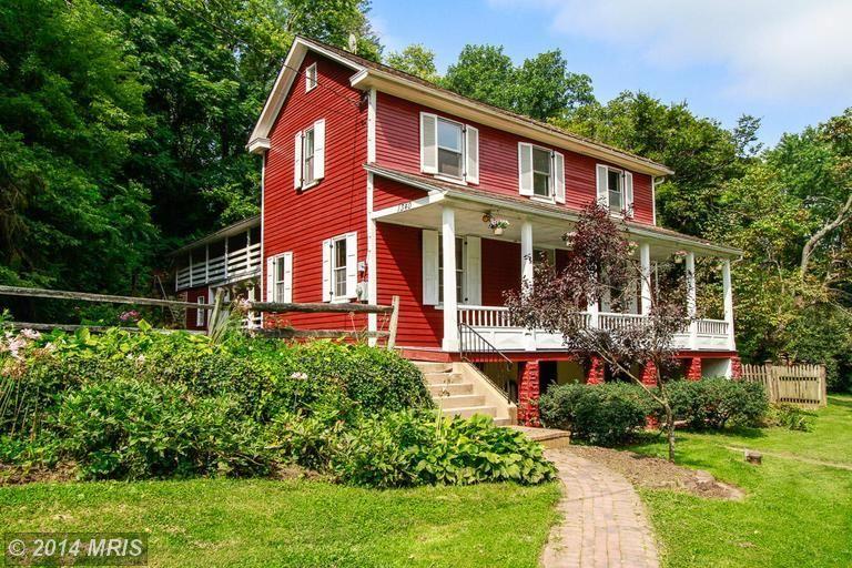 1340 Bruceville Road Keymar Md 21757 For Sale Homes Com Historic Homes Historic Homes For Sale Historic Home