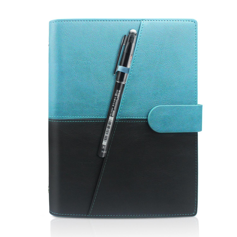 Smart Erasable Notebook Microwave Wave Cloud Erase Notepad