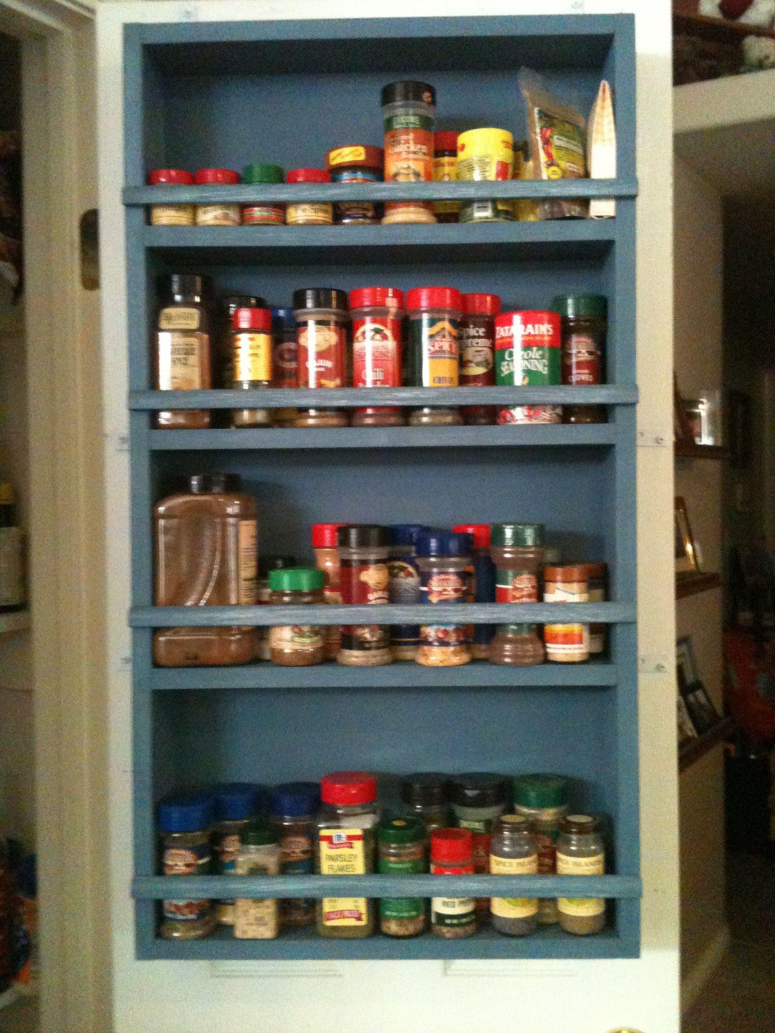 Beautiful Spice Rack Ideas Pinterest