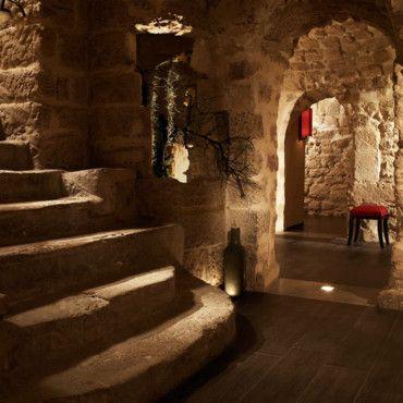 decoration cave voutee