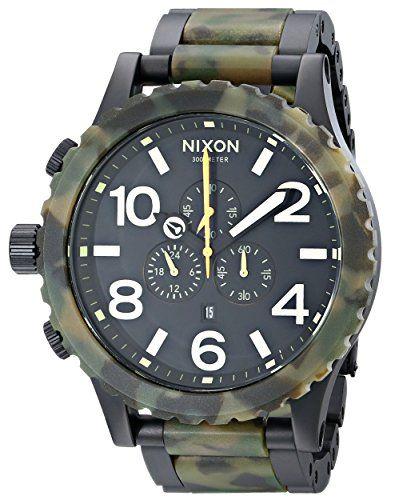 Nixon Men's A0831428 51-30 Chrono...