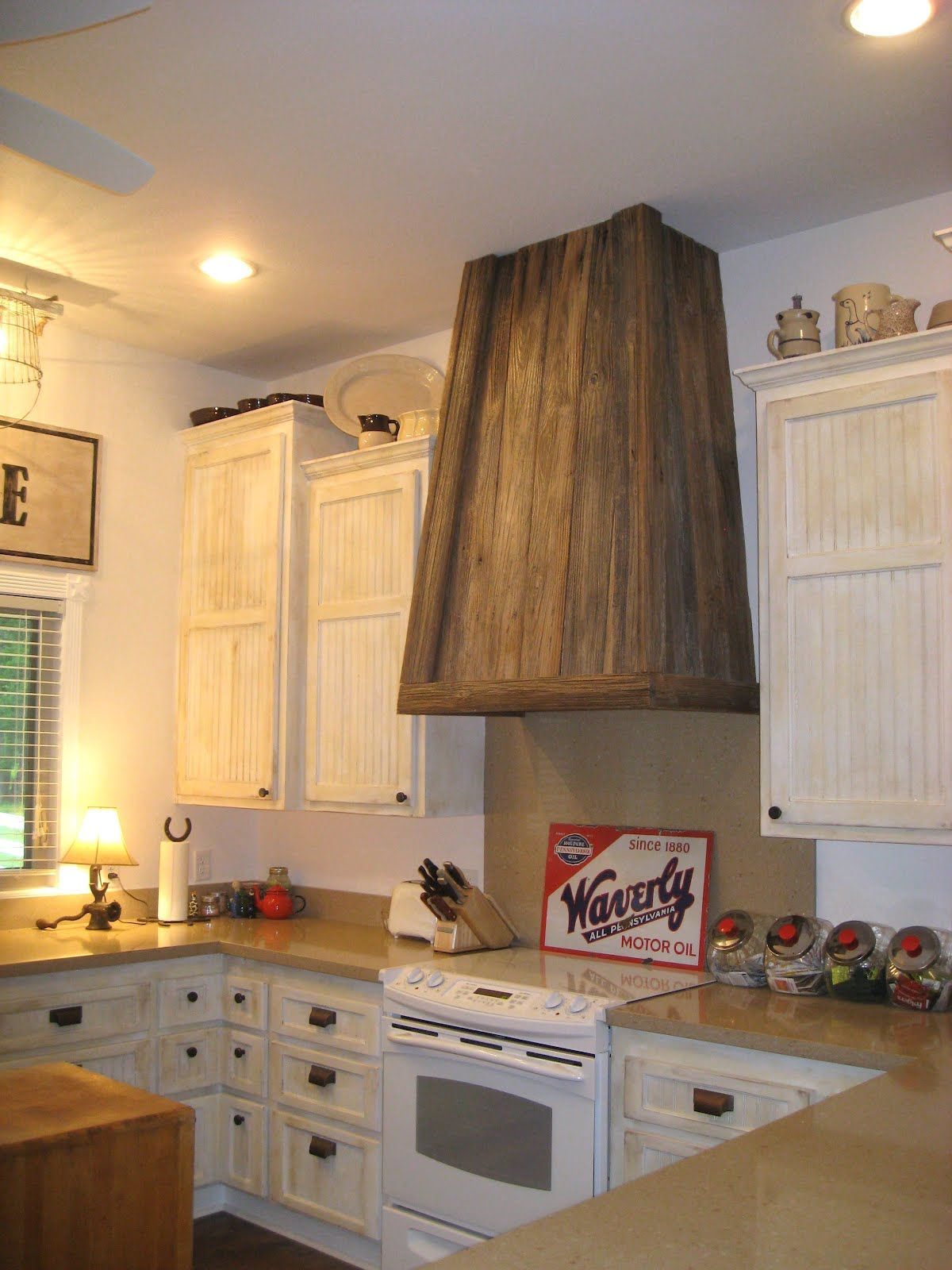 Good How To Make Old Wood Cabinets Look New .