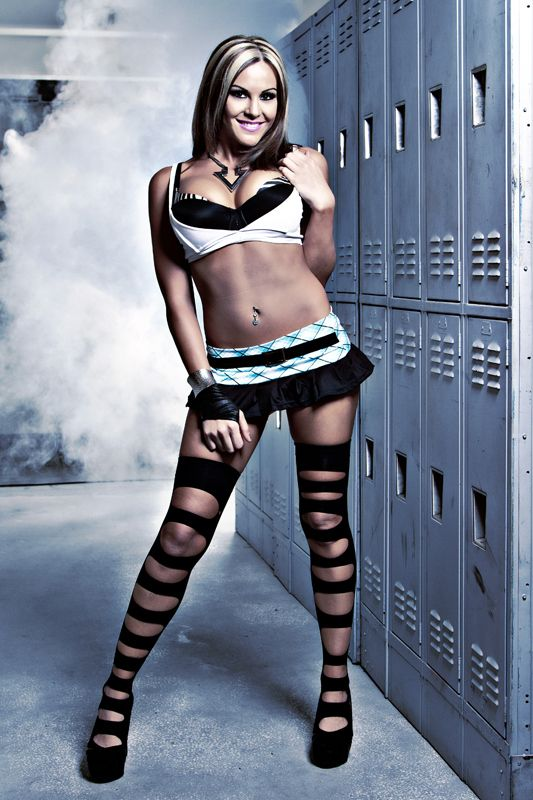 Wwe Diva School Girls